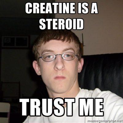 Creatine Trust Me