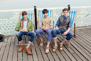 Rockport gets nautical with new spring collection