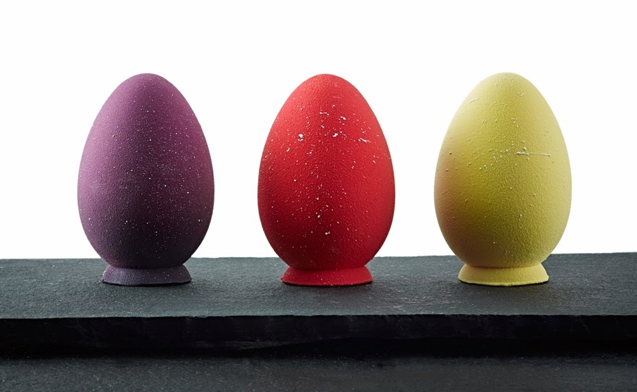 Easter gifts for chocolate lovers verge magazine the chocolate society velvet eggs 1995 negle Choice Image