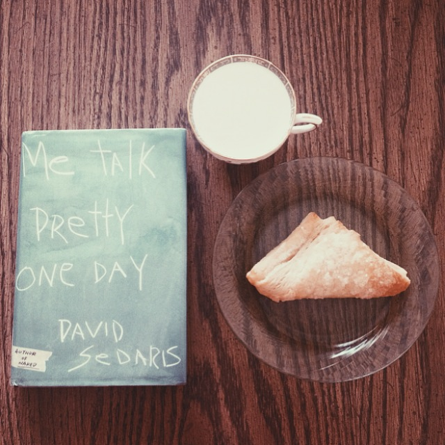 me talk pretty one day Me talk pretty one day by david sedaris little, brown, and co, 224 pp, $2295  thanksgiving with david sedaris must be something else.