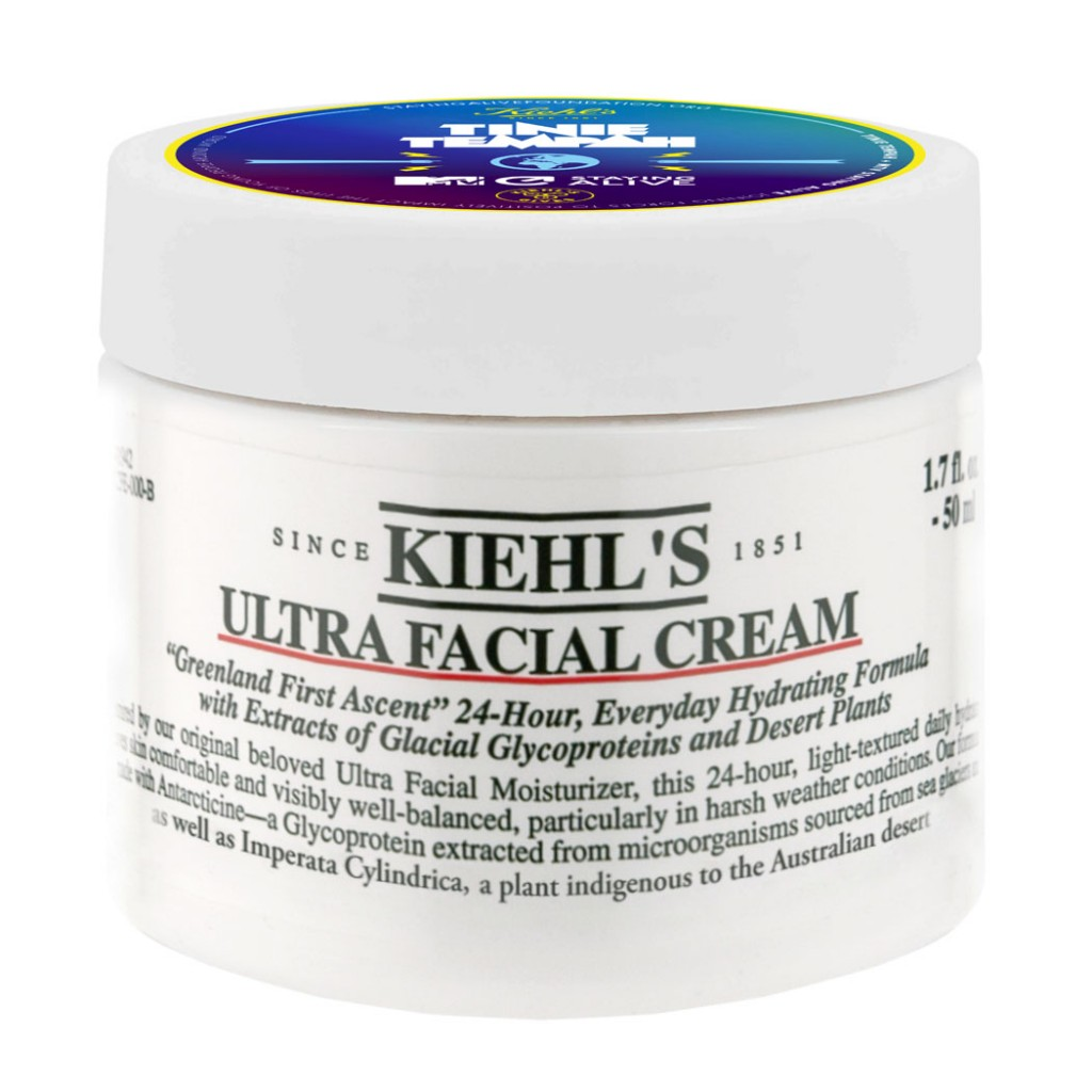 Tinie Tempah Ultra Facial Cream design vertical