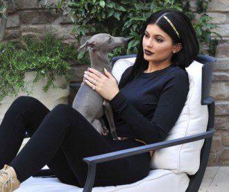 Kylie Jenner hair tatts Stylist