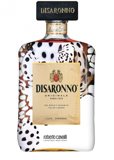 Disaronno wears cavalli the launch party verge magazine for Waitrose canape selection