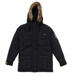 ZOO YORK - COLUMBUS PARKA £80 AVAILABLE AT JD NATIONWIDE