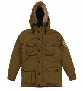 ZOO YORK -  PARKA £80 AVAILABLE AT JD NATIONWIDE