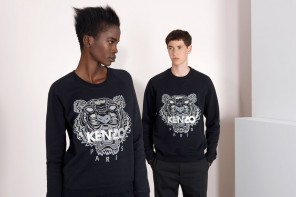 KENZO Launches Christmas Collection
