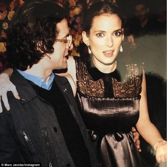 Winona and Marc