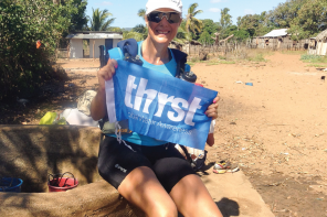 40 Marathons, Seven Deserts and Seven Continents: One Woman's Mission on Tackling Water Scarcity