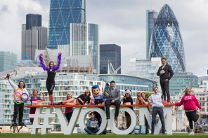 #VOOM Captures Perfect Entrants Photo
