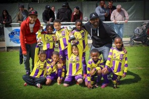 Selsdon Lions Win Spring Cup