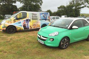Vauxhall Powers Verge For Festival Season