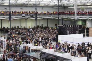 Walker Stalker Con London 2017