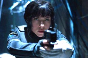 UK Exclusive: Ghost in the Shell clip