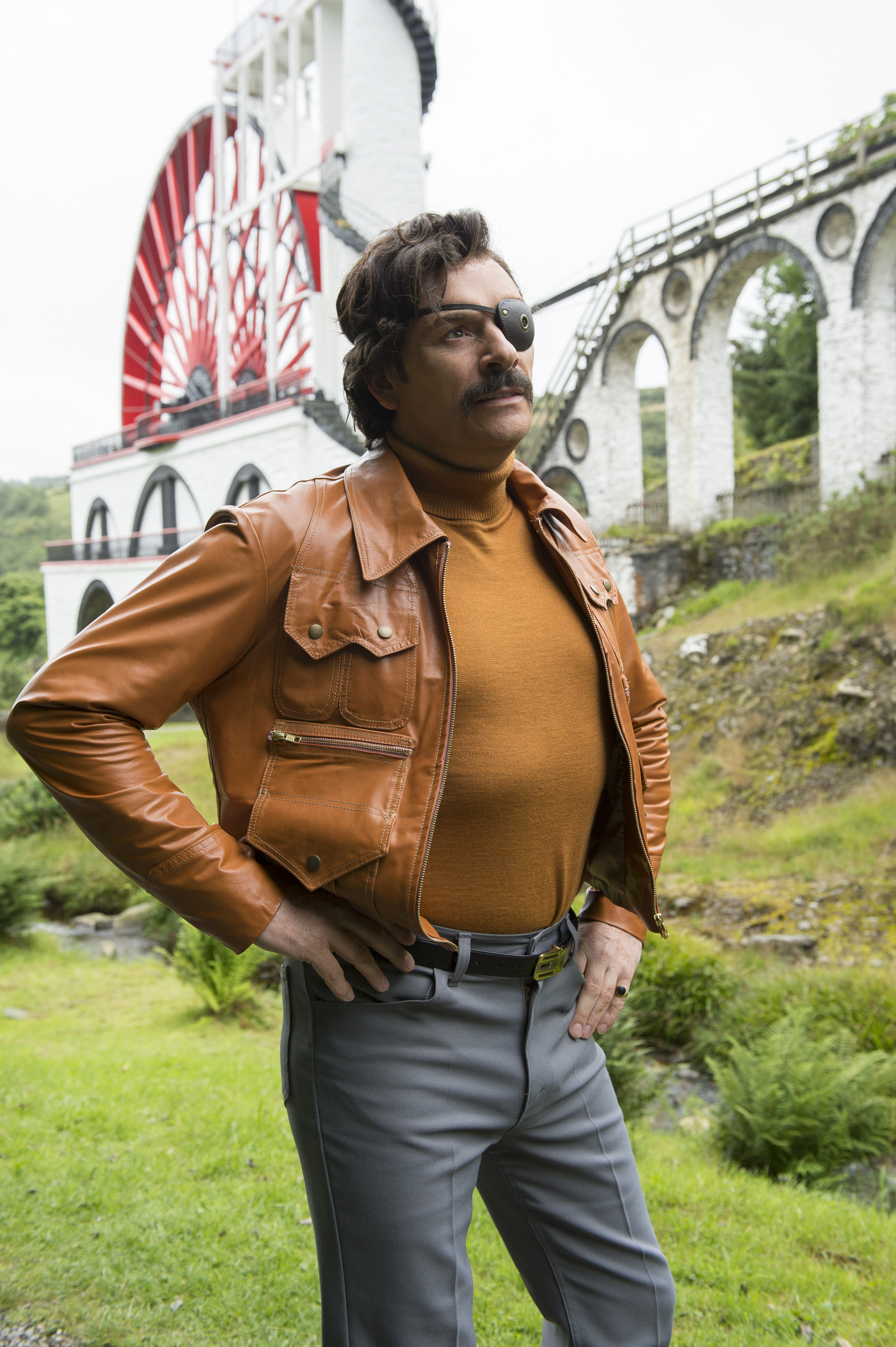 Julian Barratt as Mindhorn