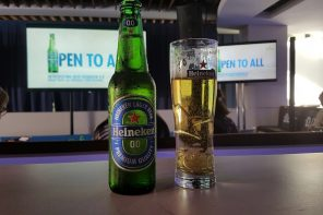 Verge talks about Heineken 0.0 with John Paul Schuirink