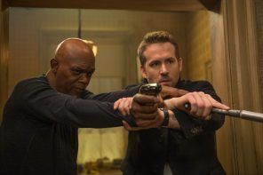 Verge Reviews: The Hitman's Bodyguard