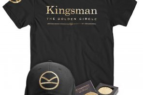 VERGE GIVEAWAY – Kingsman: The Golden Circle