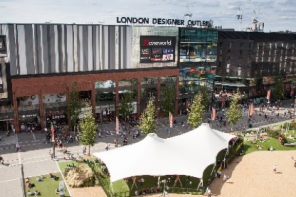 Exclusive Student Night at London Designer Outlet