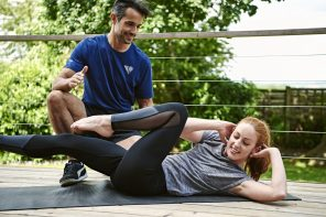 Get a personal trainer on demand with Vyta