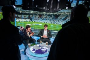 Verge Visits: Behind the scenes at BT Premier League tonight
