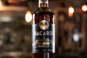 DISCOVER THE TRUE TASTE OF THE CARIBBEAN WITH THE NEW BACARDÍ® X MAJOR LAZER LIMITED EDITION RUM