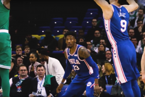 NBA Recap: Philadelphia 76ers and the Boston Celtics