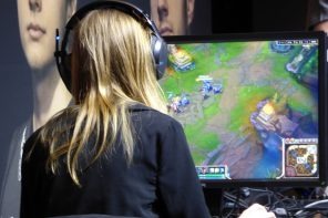 The Rise of Female Gamers
