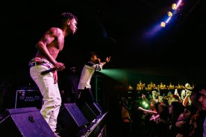 Something New: RAE SREMMURD – T'd Up