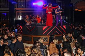 VERGE Parties with BACARDI AT The Universal Music BRIT Awards After-Party