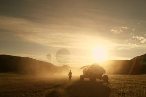 "First Look: Netflix's ""Lost In Space"""
