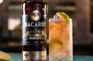 Enjoy a Valentines night in with BACARDÍ® and Major Lazer