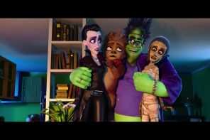 First Look At: Sky Cinema's Monster Family