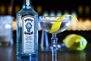 Verge Celebrates World Martini Day with Bombay Sapphire
