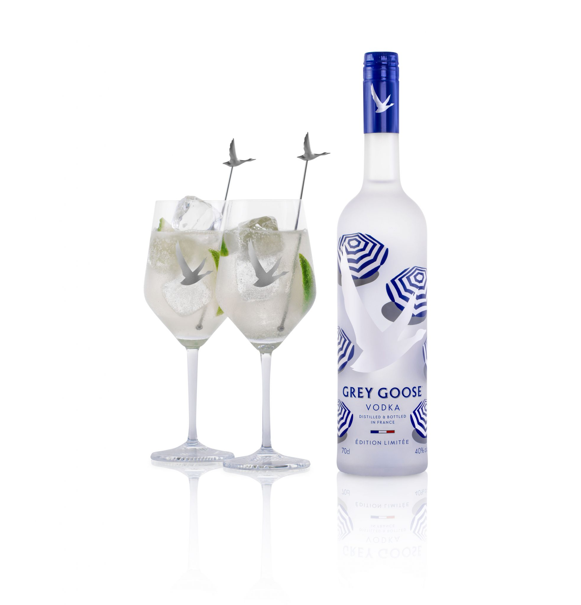 What to Drink Now: GREY GOOSE, BACARDÍ & Bombay Sapphire