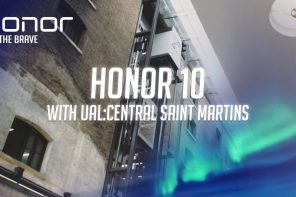 Honor Partners with Central Saint Martins to Explore Future of Design with Honor 10