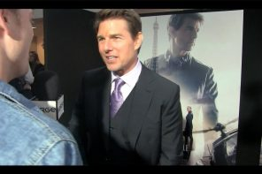 Verge Meets: Tom Cruise, Simon Pegg & Rebecca Ferguson