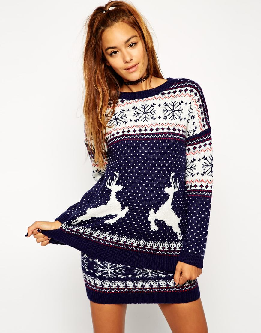 Christmas Jumper Guide In Support Of Save The Children