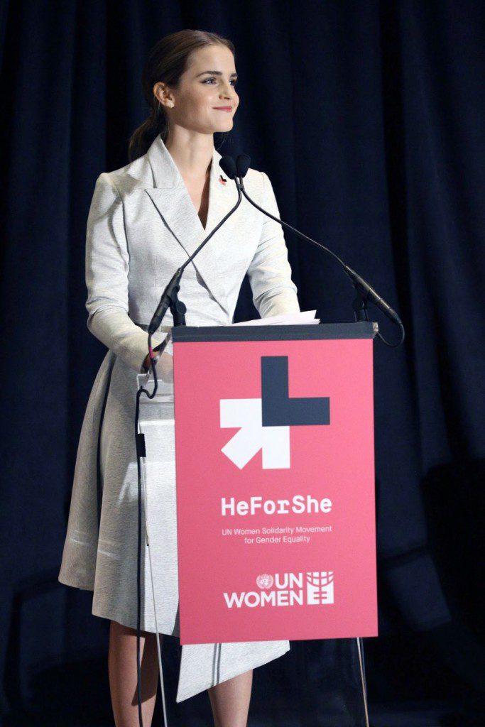 Emma Watson HeForShe