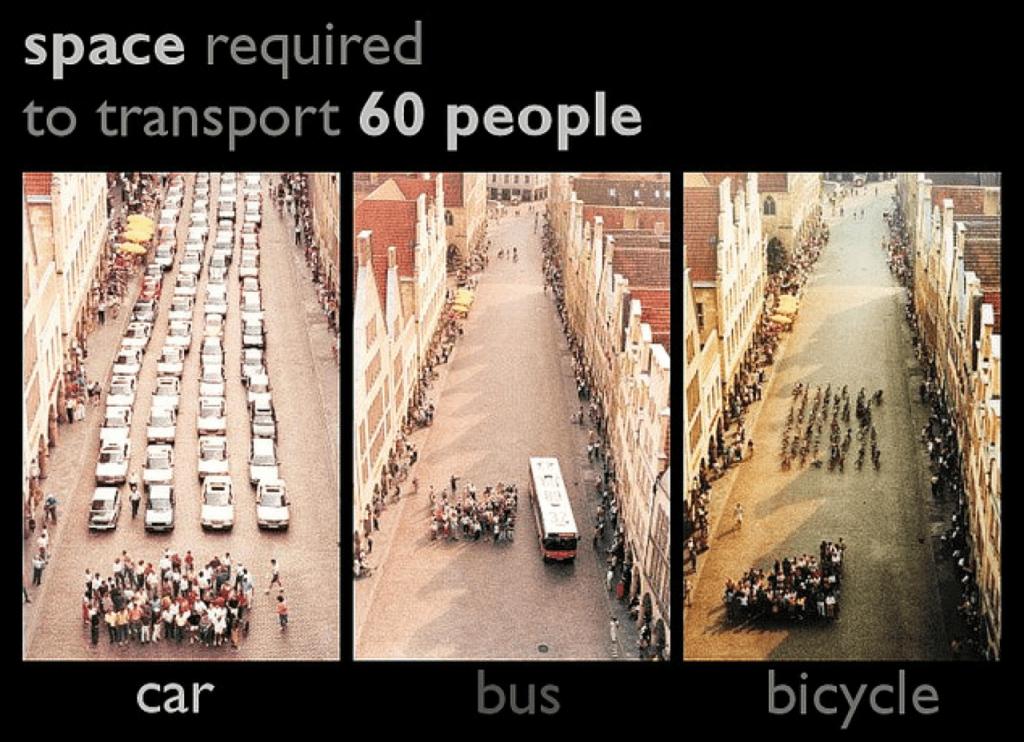 public transit benefit