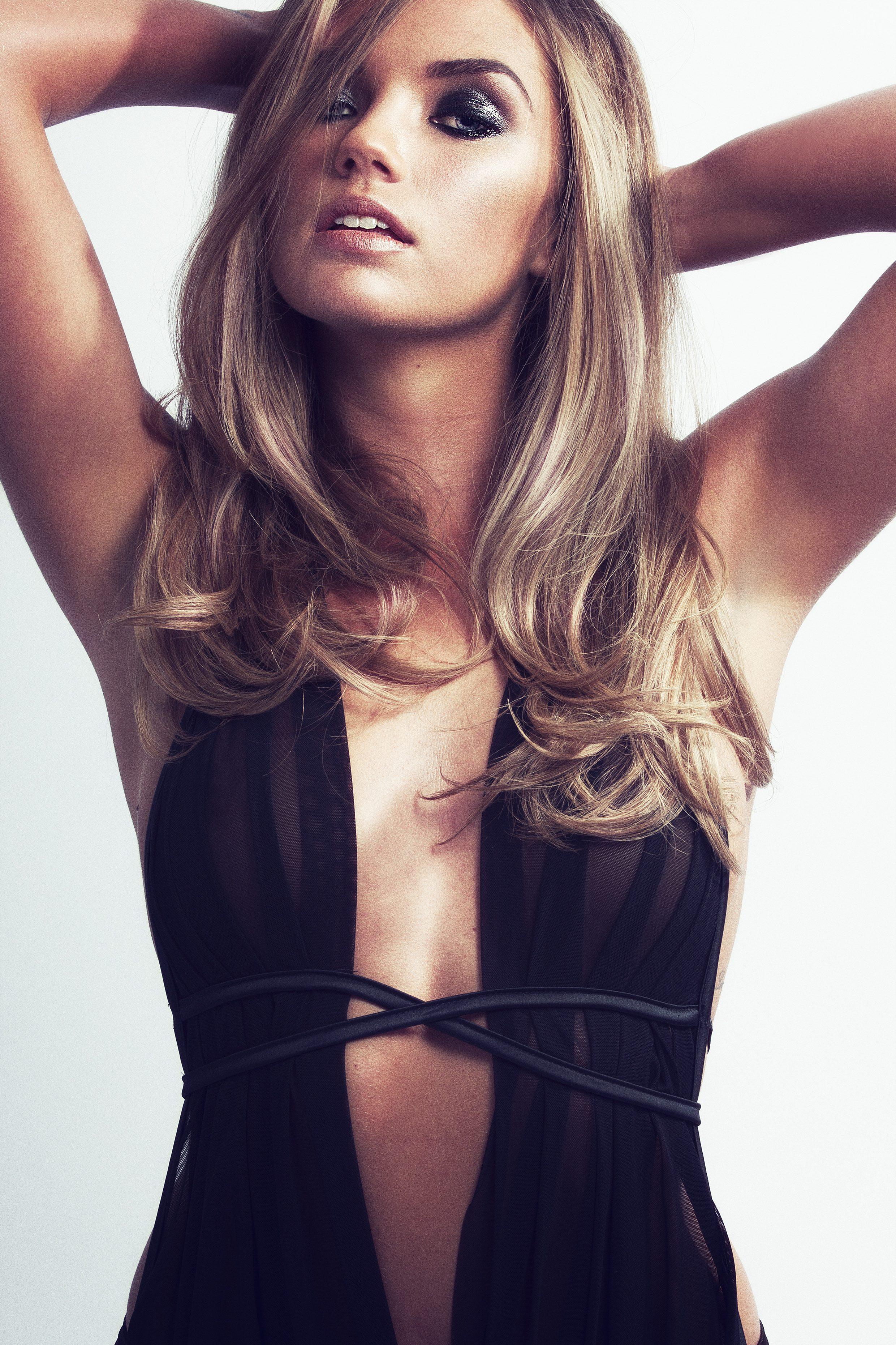 McMahon modeling Lascivious body/ lascivious.co.uk - Photo Credit: Jo Emmerson