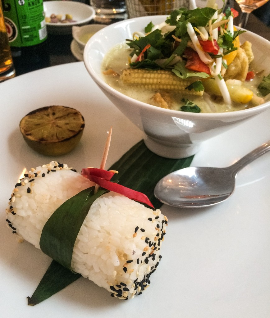 gate thai green curry