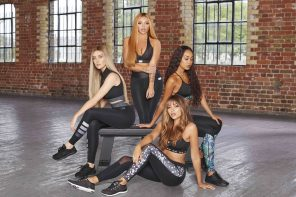 LITTLE MIX UNVEIL NEW RANGE WITH USA PRO