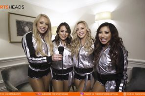The SportsHeads Meets: The Raiderettes