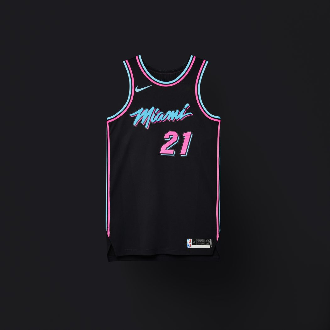 Verge Loves  NBA City Edition Uniforms - Verge Magazine a2e783de1