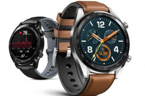 VERGE LOVES: HUAWEI WATCH GT AND HUAWEI BAND 3 PRO