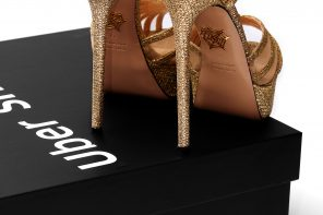Uber Teams up with Charlotte Olympia