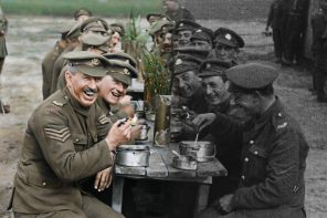They Shall Not Grow Old – Blu-Ray and DVD 10th December