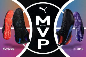 PUMA FOOTBALL LAUNCHES THE MVP PACK – FOR THE BALLERS