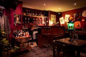 Where to go: Absinthe Bar Croque Monsieur