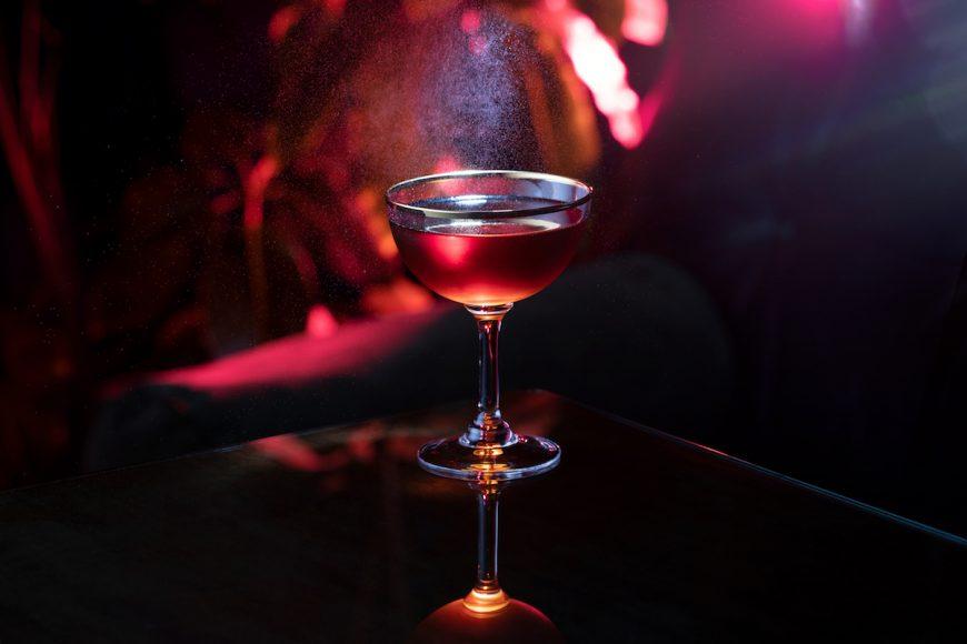 International Womens Day Cocktails - Rebecca